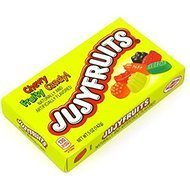 (Jujyfruits Chewy Fruity Candies (Pack of 2) 5 oz )