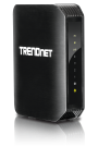 31IV++40b2L - TRENDnet Wireless AC1200 Dual Band Gigabit Router with USB Share Port, TEW-811DRU
