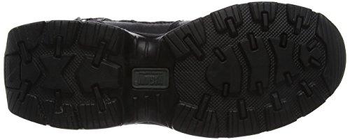 Magnum Unisex-Erwachsene Panther 8.0 Side-Zip Arbeitsstiefel, Schwarz (Black), 40 EU
