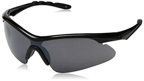 Extreme Optiks Blastir X Sunglasses, Black (Optik Frames)