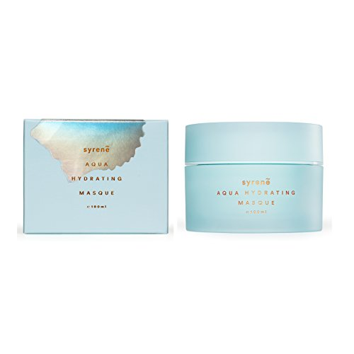 Aqua Hydrating Mask by Syrene Highly Effective Anti Aging Night Treatment Masque Repair Damaged Skin and Hydrate the Skin Overnight 100ml