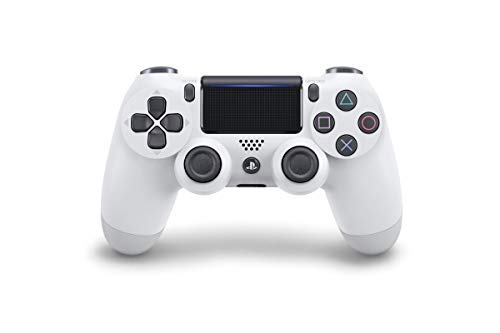 Sony PlayStation DualShock 4 Controller – Glacier White
