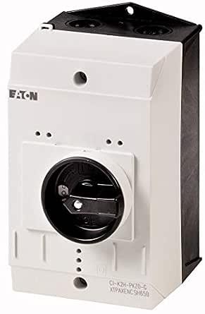 EATON CI-K2-PKZ0-G Caja Aislantes para Montaje en Superficie, 18.0cm x 10.0cm x 13.2cm: Amazon.es: Industria, empresas y ciencia