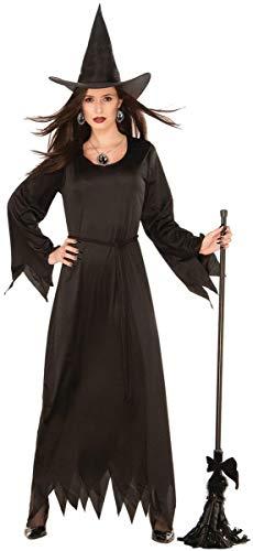 Forum Novelties Women's Black Magic Witch Costume, Standard]()