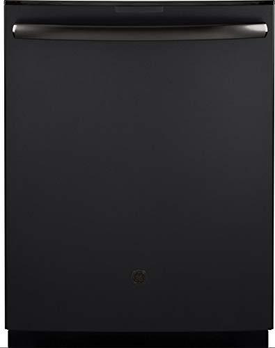 "GE Profile Series 24"" Built-In Dishwasher Black Slate PDT855SFLDS"