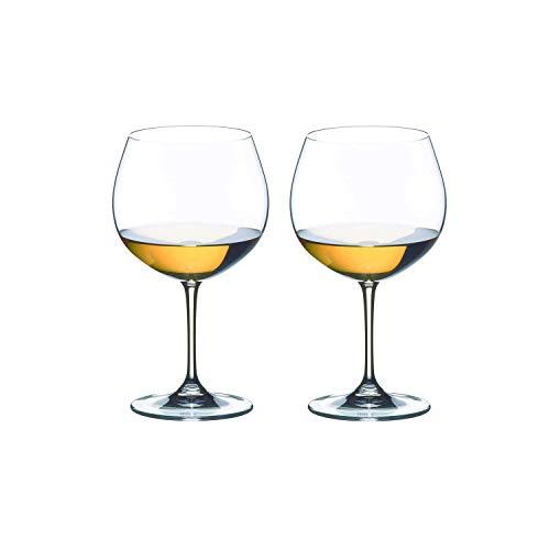 Riedel VINUM Montrachet/Chardonnay Glasses, Set of 2]()