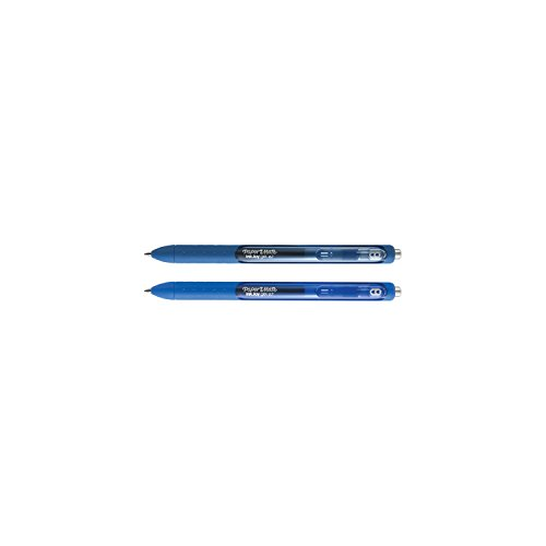 Paper Mate Inkjoy Gel Pens, Medium Point, Blue Assorted, 2-Pack - Pens Dry Gel