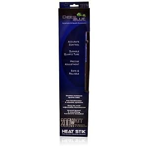 Deep Blue Professional ADB12820 Heat Stik Quartz Heater for Aquarium, 200-watt 114