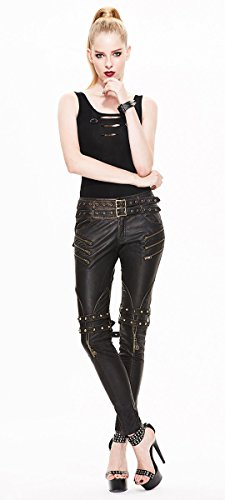 Fashion Fashion Donna Fashion Devil Donna Marrone Pantaloni Pantaloni Pantaloni Devil Marrone Marrone Devil Devil Donna qFwC1SAW
