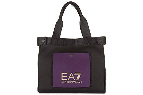 EA7 Sporttasche Damen Fitness Tasche train Violett Emporio Armani CYWRgOoF1