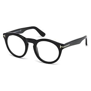 TOM FORD Eyeglasses FT5459 001 Shiny Black
