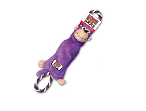 KONG Tugger Knots Monkey Dog Toy, Medium/Large, My Pet Supplies