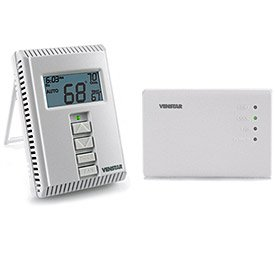 Wireless Thermostat and Receiver