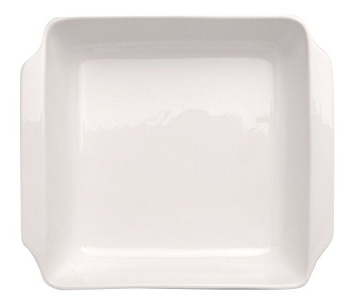 "BergHOFF 12"" x 10.25"" Bianco Square Baking Dish, White"