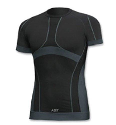 Ast T-Shirt Kurzarm Ski-Unterwäsche intim Kleidung Skifahren R27M-NCM