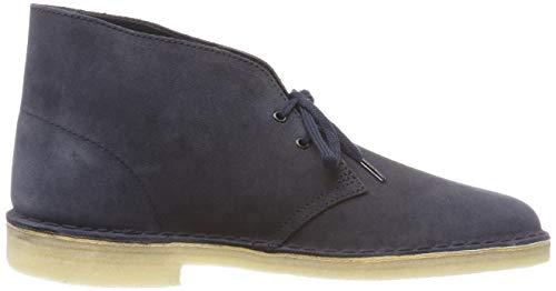 Suede Stivali Clarks ink Originals Blu Boot Desert Uomo Boots Eq8qC