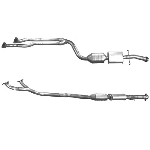 1x Replacement Exhaust Petrol Cat Catalytic Converter Fitting Kit For BM90358
