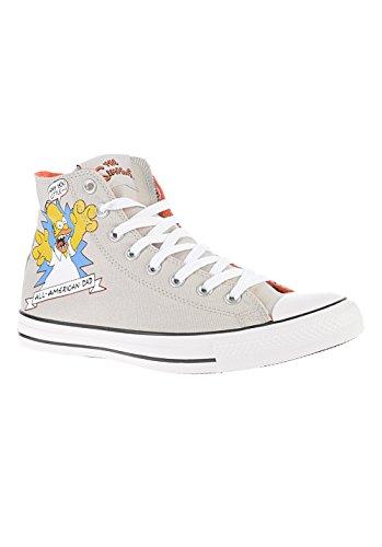 Converse - Zapatillas para hombre gris Grau / Weiß