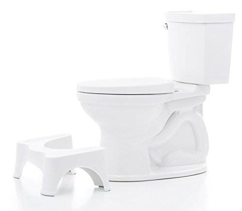 Squatty Potty, The Best Way To Poop Perfectly