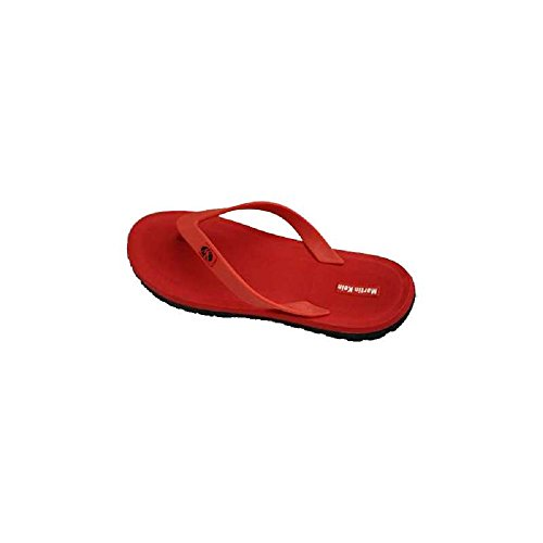 Medano Varios Unisex Adulto Chanclas Rojo Colores Martin 8qdpq