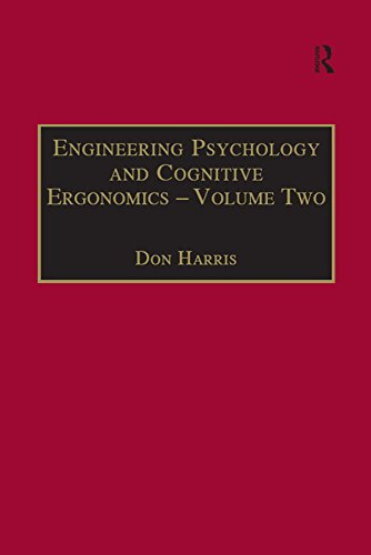 Engineering Psychology and Cognitive Ergonomics: Volume 2: Job Design and Product Design (Engineering Psychology and Cognitive Ergonomics Series)