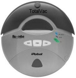 iRobot Roomba Silver (Irobot Roomba Scheduler 4230)