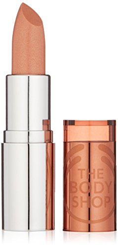 (The Body Shop Color Crush Lipstick, Golden Syrup, 0.12 Ounce)