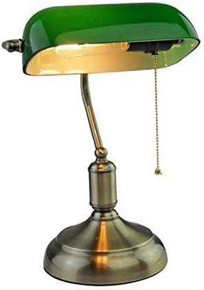 V-TAC - Lámpara de mesa vintage VT-7151 SKU 3912 de latón antiguo ...