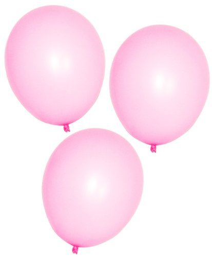 Pink Balloons (144 pcs) Oriental Trading Company IN-17-11511