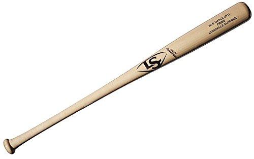 Louisville Slugger JP12 MLB Prime Maple Holograph Baseball Bat, Natural/Hologram, 32