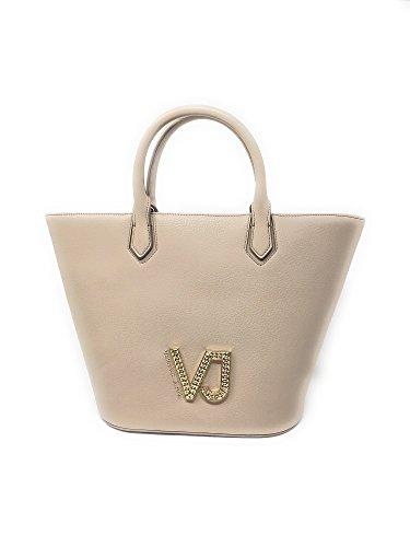Versace Jeans Donna Borsa E1VRBBC5700347 BEIGE 27x15x27cm (LxWxH)