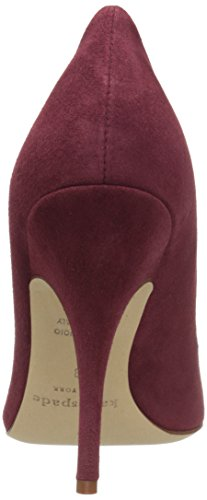 Kate Spade New York Women's Licorice Pump Red Chestnut cheap sale Ee9YwHo