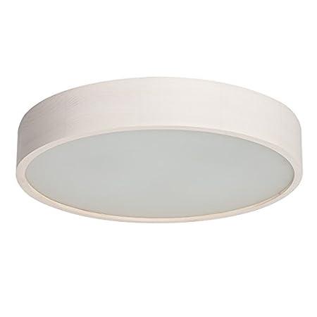 im minimalistischen Design 1x GU10 max wei/ß Metall Moderner Wandspot 35W