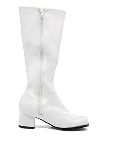 Ellie Shoes Girls Dora (White) Child Boots White Small