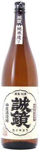 【日本酒】誠鏡 純米 たけはら 1800ml