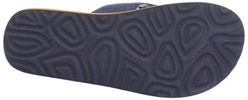 Bugatti Herren 321479835900 Zehentrenner Blau (Blue)