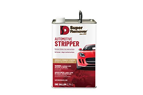 Automotive Stripper (Gallon - 128oz) Super Remover