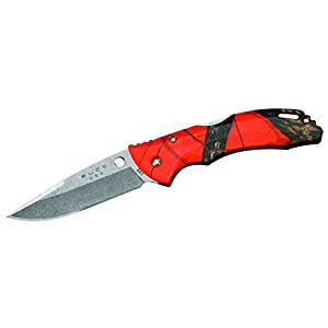 Buck Knives 285 Bantam BLW Folding Knife with Removable Clip