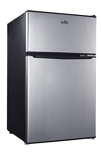 Willz 3.1 Cu Ft Refrigerator Dual Door True