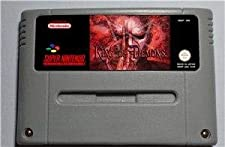 King of Demons - Action Game Card EUR Version - Sega Genesis Collection ,classics ,Games For NES for Genesis