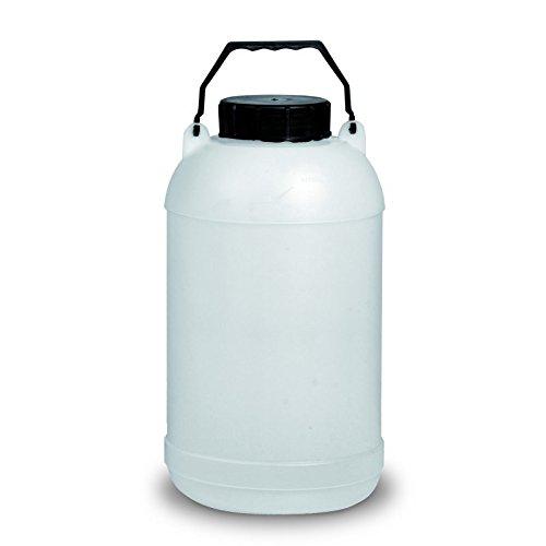 COPELE 90266 Bidó n 12 litros con Asas, Translucido