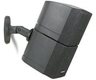 Seismic Audio 5 New Black Ceiling Wall Home Speaker
