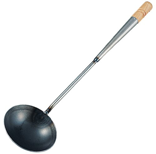 Eporasu Chinese Iron ladle Small 81906 (Japan Import)