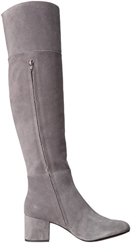 Women's Suede Clarks Size Ray Barley Grey Shoes Handbags 5 Boot Amazon Knee M ca High amp; Sqdqr0w