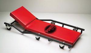 Whiteside Ws47007 40 In. Fully Padded Adjustable Headrest Metal Creeper