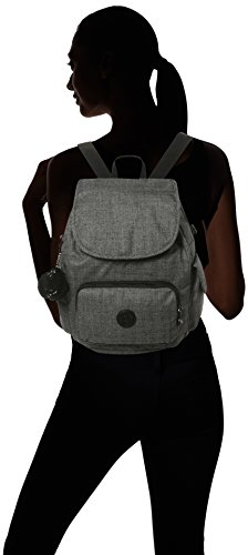 Kipling dos Pack Sacs Grey Gris City S Cotton à FFqaSr
