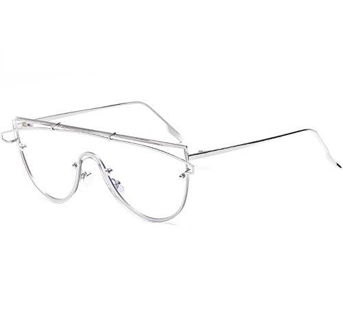 Océano De Americana Gafas 8 Protección De De Océano Película Sol Personalidad 1 Sol Tendencia Una De UV Y Pieza Lente Gafas Europea De 2018 Nuevas De w17wqIa