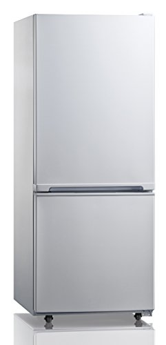 10 cu. ft. Built-in Bottom Freezer Refrigerator in White