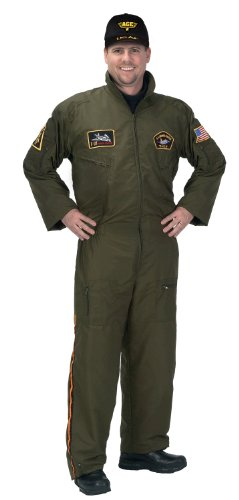 Adult Armed Forces Pilot Suit - 1