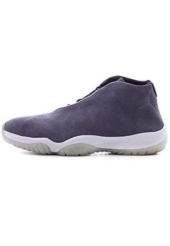 Nike Air Jordan Future Mens Hi Top Basketball Trainers AT0056 Sneakers Shoes (UK 7.5 US 8.5 EU 42, Light Carbon Metallic Silver 002) (2014 Jordan Shoes Men)